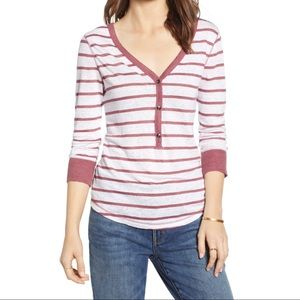 Treasure & Bond Striped Top